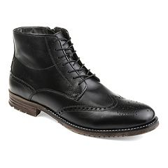 Thomas & Vine Ryker Men's Wingtip Ankle Boots