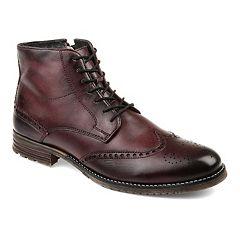 Thomas & Vine Ryker Men's Wingtip Ankle Boots