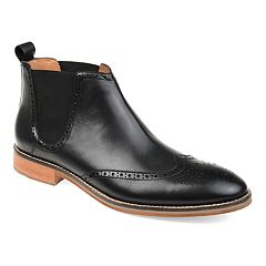 Thomas & Vine Thorne Men's Wingtip Chelsea Boots