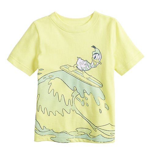 Disney's Donald Duck Baby Boy Surfing Graphic Tee by Jumping Beans®