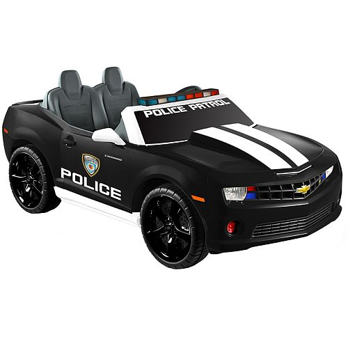 Kid Motorz Racing Camaro Police Ed 2 Seater 12V