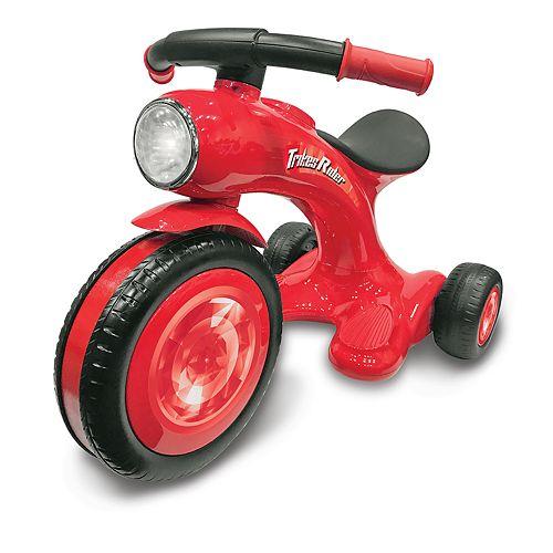 Kid Motorz Trikes Rider in Red (6V)