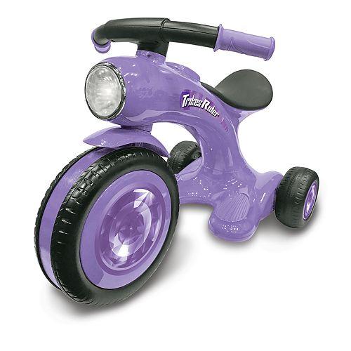 Kid Motorz Trikes Rider in Purple (6V)