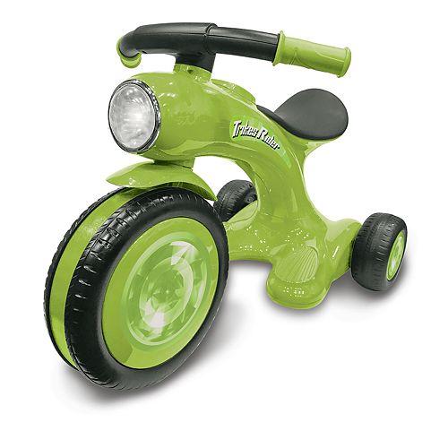 Kid Motorz Trikes Rider in Green (6V)