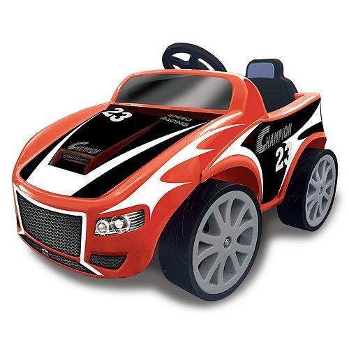 Kid Motorz Speed Racer in Red (6V)