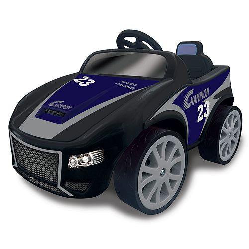Kid Motorz Speed Racer in Black (6V)