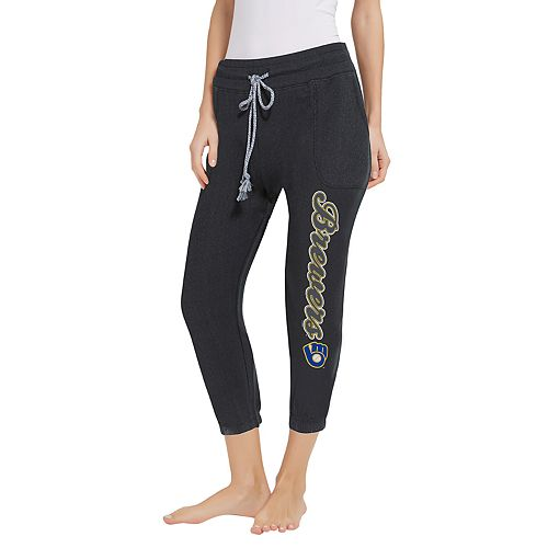 Women's Overhand Milwaukee Brewers Capri Pants