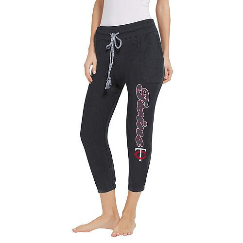 Women's Overhand Minnesota Twins Capri Pants