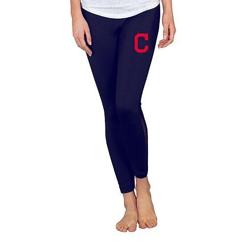 Women's Velocity Cleveland Indians Knit Leggings