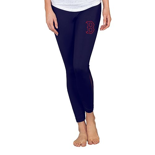 Women's Velocity Boston Red Sox Knit Leggings
