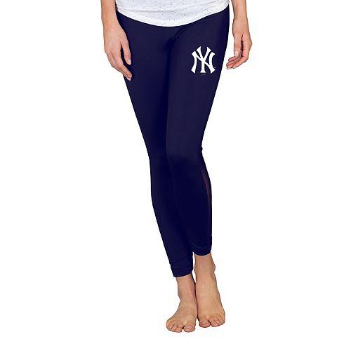 Women's Velocity New York Yankees Knit Legging