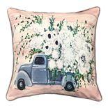 HFI Foral Market Pillow