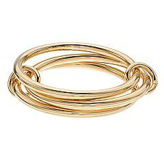 Simply Vera Vera Wang Multi Strand Bangle Bracelet