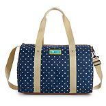 Lily Bloom Tara Weekender Convertible Bag