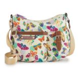 Lily Bloom Kathyrn Crossbody Hobo Bag