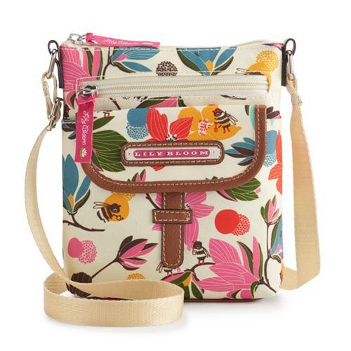 Lily Bloom Vivian Mini Crossbody Bag