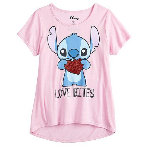 99b89504e Girls 7-16 & Plus Size Disney Lilo & Stitch