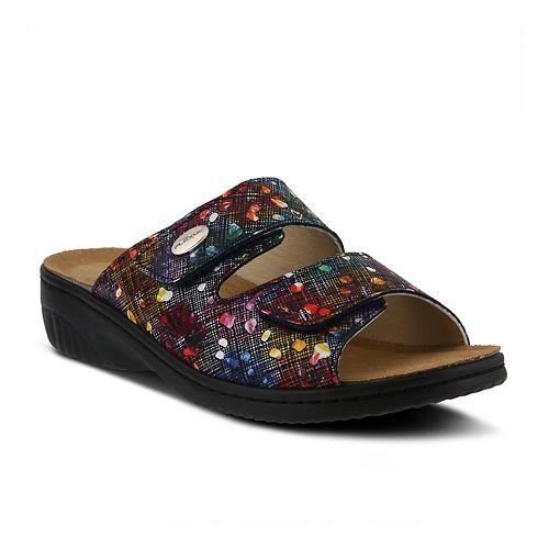 Flexus by Spring Step Bellasa Women's Slide Sandals