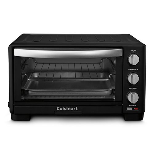 Cuisinart Toaster Oven Broiler - Matte Black