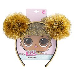 Girls L.O.L. Surprise! Pom Ear Headband