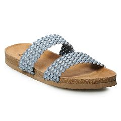 SO® Jeanna Women's Strappy Sandals