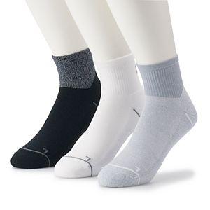 78872d91bc72d Men s Under Armour 6-pack Charged Cotton 2.0 Performance Quarter Socks