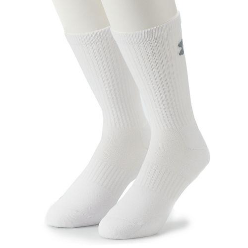 Men's Under Armour 2-pack Train Crew Socks
