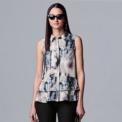 ebec81e269ff Womens Simply Vera Vera Wang Tops, Clothing | Kohl's