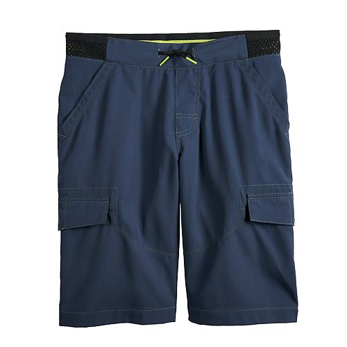 Boys 8-20 Lee Varsity Pull-On Cargo Shorts in Regular and Husky