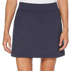 Women's Grand Slam Heathered Golf Skort