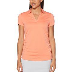 Women's Grand Slam Airflow Short Sleeve Golf Polo
