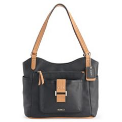 3de15f0f1 Rosetti Louise Triple-Entry Tote Bag