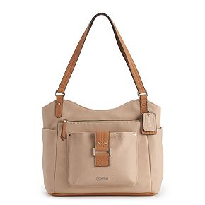 Rosetti Louise Triple-Entry Tote Bag