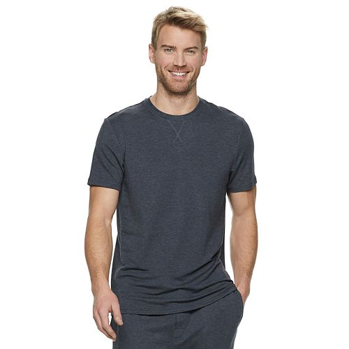 Men's SONOMA Goods for Life™ French Terry Crewneck Sleep Tee