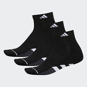 Big & Tall adidas climalite Cushioned II XL 3-Pack Quarter Socks