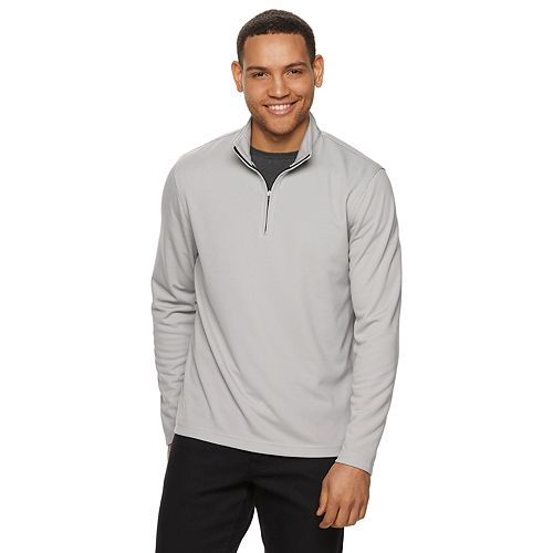 Men's Apt. 9® HEIQ Regular-Fit Performance Quarter-Zip Pullover