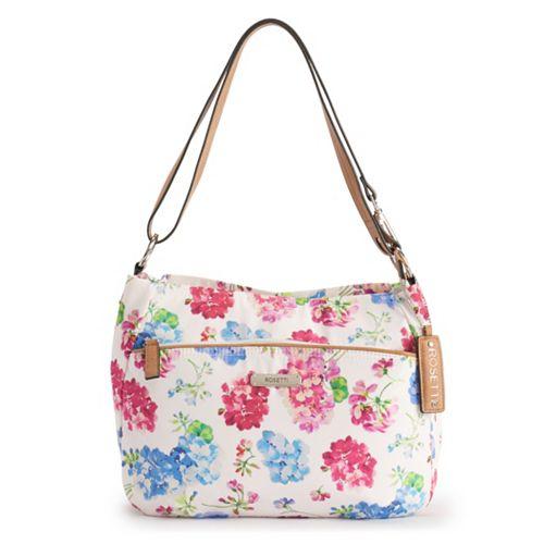 Rosetti Nia Floral Convertible Shoulder Bag
