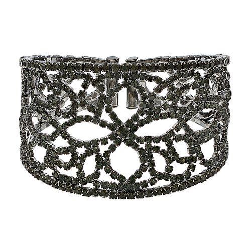 Simply Vera Vera Wang Lace Motif Bangle Bracelet