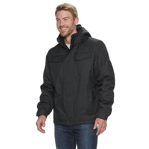 Men's ZeroXposur Big & Tall Midweight dozer Hooded Jacket
