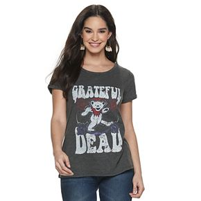 Women's Rock & Republic Grateful Dead Dancing Bear Tee