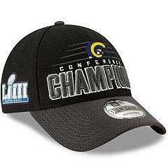 Adult New Era Los Angeles Rams Conference Champions 9FORTY Cap