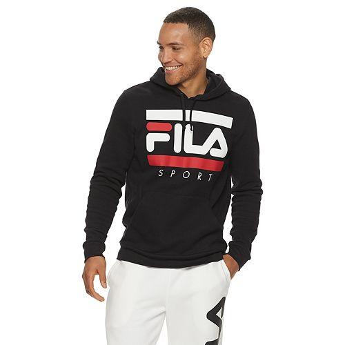 Men's FILA SPORT® Graphic Logo Hoodie