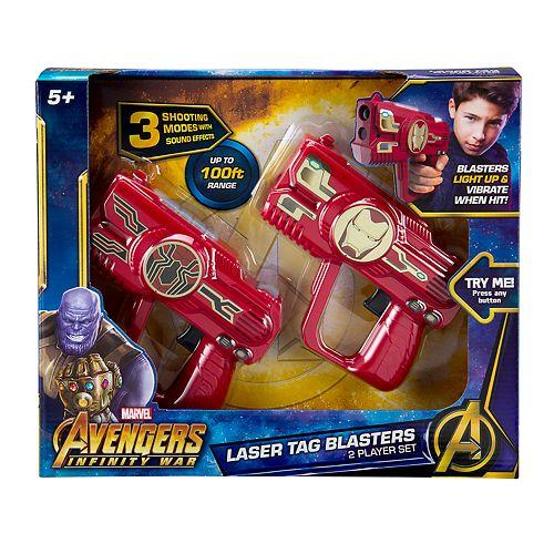 Kiddesigns Inc Avengers Infinity War Laser Tag Blasters