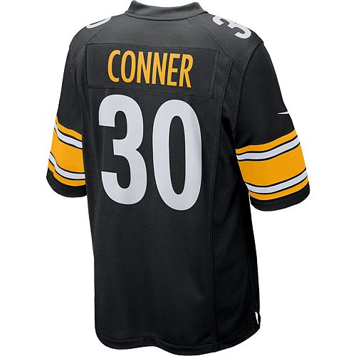 brand new 7fd66 fed1c Men's Nike Pittsburgh Steelers James Conner Jersey