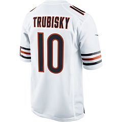 741c2827 Men's Nike Chicago Bears Mitch Trubisky Jersey