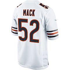 d6a3a97681980 Men's Nike Chicago Bears Khalil Mack Jersey