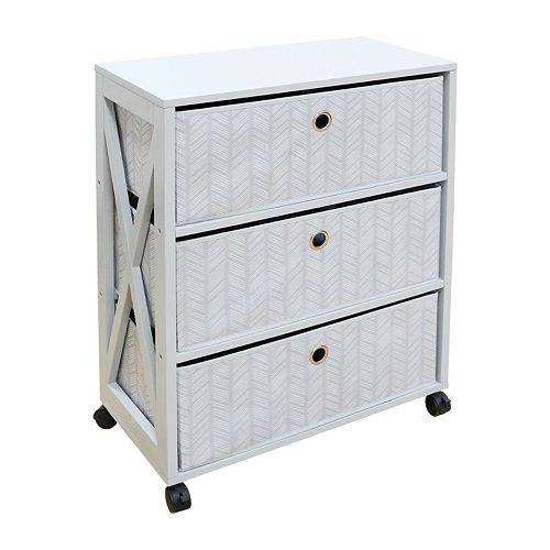 The Big One® 3 Drawer Storage Tower
