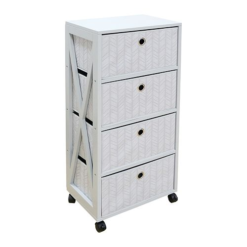 The Big One® 4 drawer storage tower