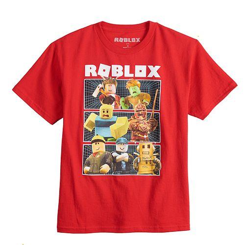 Boys 8-20 Roblox Tee