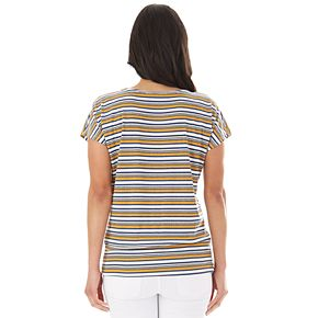 Women's Apt. 9® Dolman Sleeve Top with Buckle Bottom
